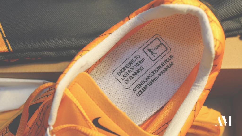 История кроссовок Nike Mayfly