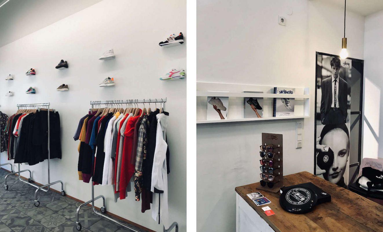 Шопинг-гайд по покупке кроссовок в Кёльне - магазин Acribik