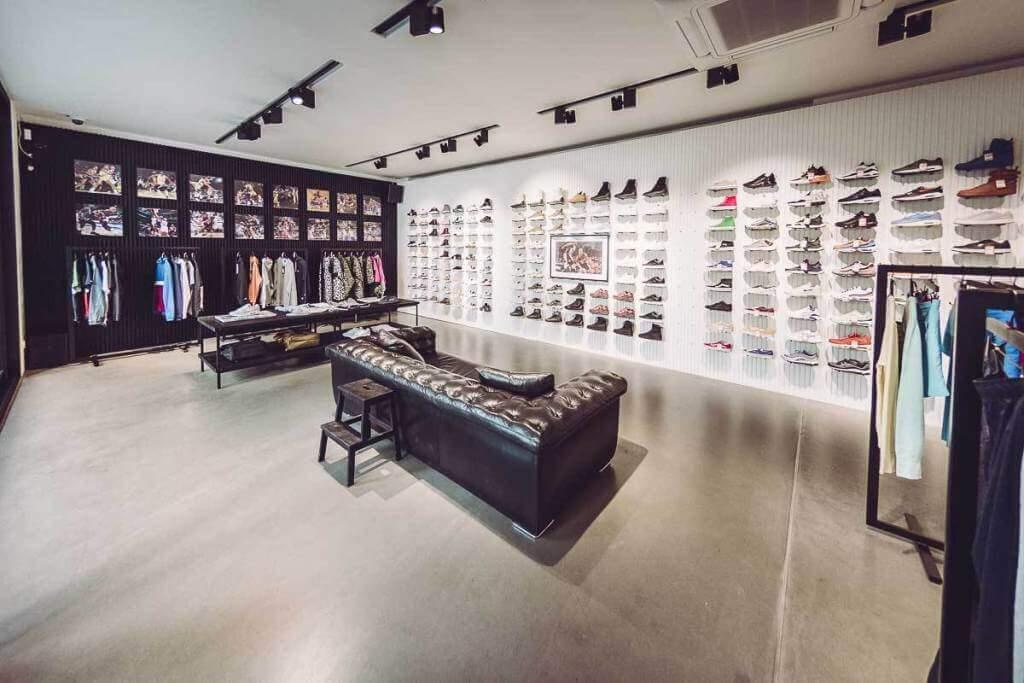 Сникер-тур в Берлин: топ берлинских магазинов кроссовок - Kickz Premium