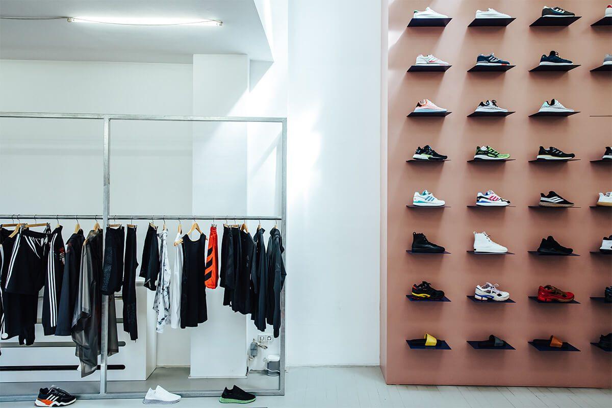 Сникер-тур в Берлин: топ берлинских магазинов кроссовок - No74