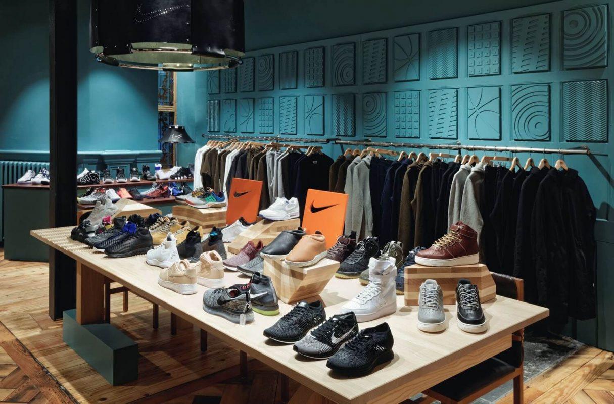 Сникер-тур в Берлин: топ берлинских магазинов кроссовок - sneakersnstuff