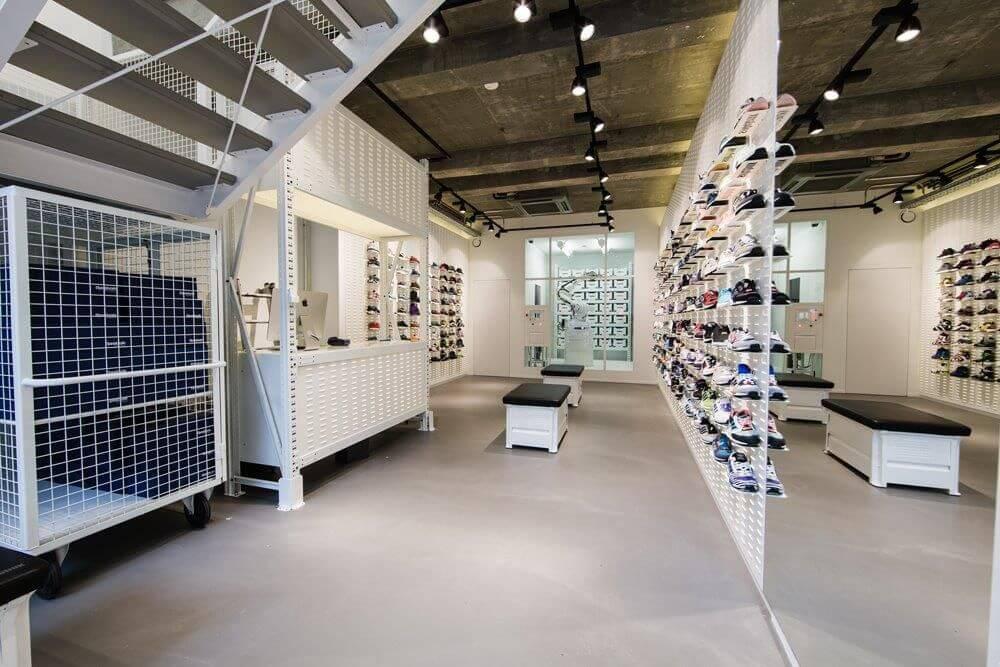Сникер-тур в Берлин: топ берлинских магазинов кроссовок - Solebox