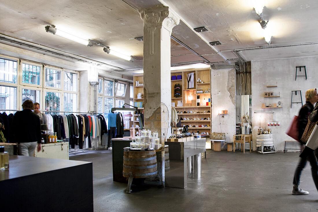 Сникер-тур в Берлин: топ берлинских магазинов кроссовок - Voo Store
