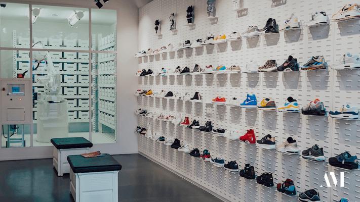 Сникер-тур в Берлин: топ берлинских магазинов кроссовок