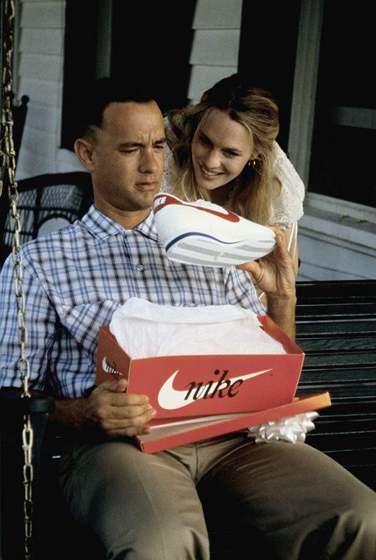Кроссовки в кинематографе: знаковые сникер-моменты из кино - Nike Cortez