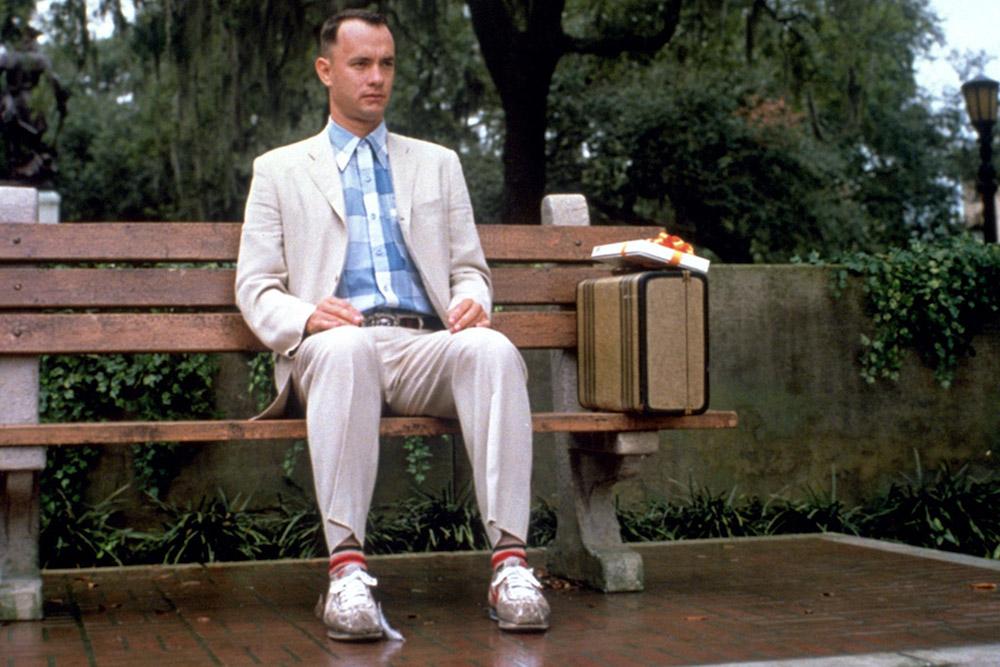 Кроссовки в кинематографе: знаковые сникер-моменты из кино - Nike Cortez Forest Gump