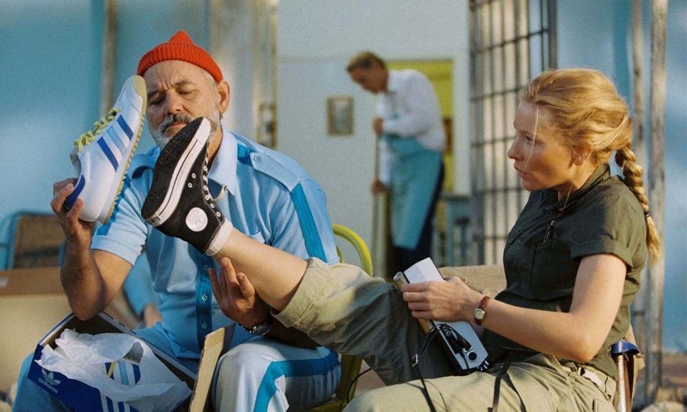 Кроссовки в кинематографе: знаковые сникер-моменты из кино - Adidas Zissou
