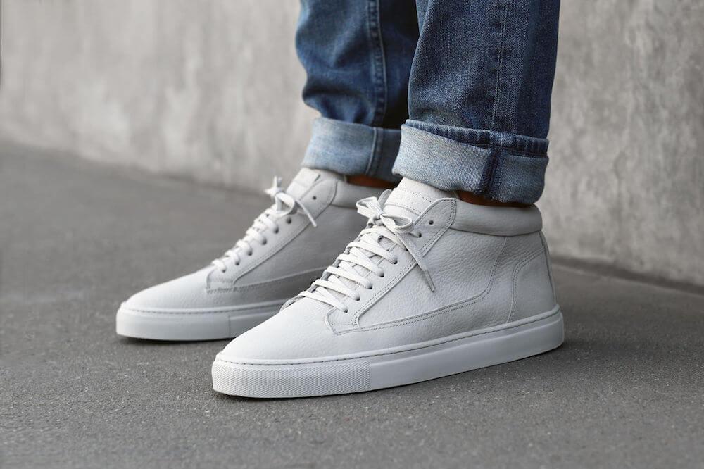 Нишевые европейские бренды кроссовок - etq