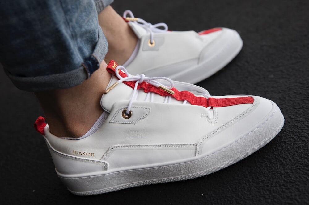 Нишевые европейские бренды кроссовок - Mason Garments