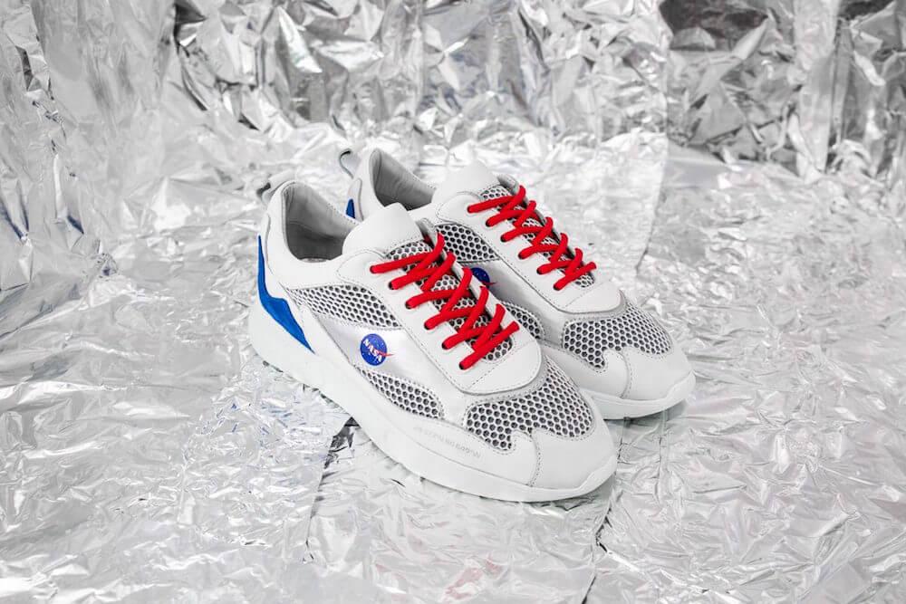 Нишевые европейские бренды кроссовок - Mercer Amsterdam