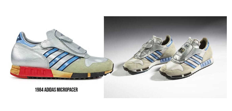 Сникер-девайсы: история компьютеризации кроссовок - Adidas Micropacer