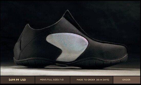 Сникер-девайсы: история компьютеризации кроссовок - Vectrasense verb for shoe