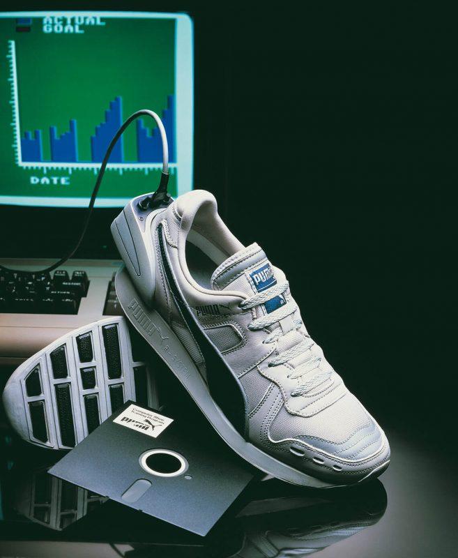 Сникер-девайсы: история компьютеризации кроссовок - Puma RS Computer Shoe