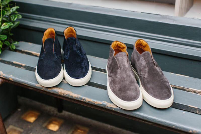 Нишевые европейские бренды кроссовок: часть 2 - CQP