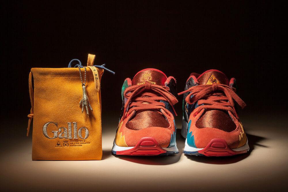 Наследие Старого Света: винтажные европейские бренды кроссовок - Le Coq Sportif