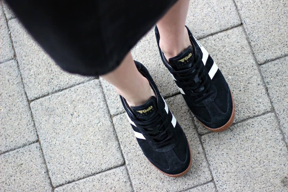Наследие Старого Света: винтажные европейские бренды кроссовок - Gola