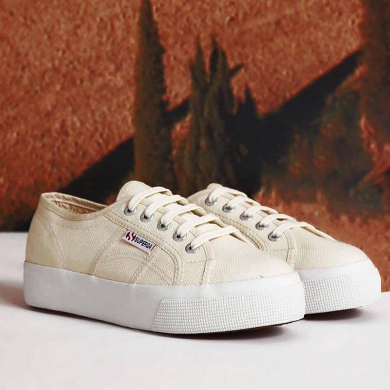 Наследие Старого Света: винтажные европейские бренды кроссовок - Superga