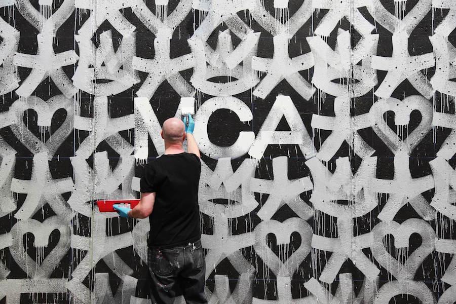 Прекрасное в обыденном: 11 современных художников и их работы для брендов кроссовок – Haze
