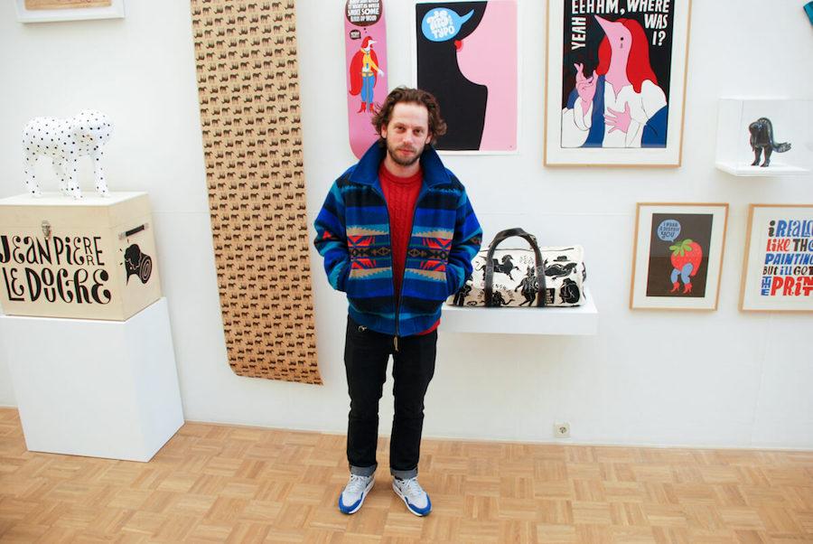 Прекрасное в обыденном: 11 современных художников и их работы для брендов кроссовок - Parr