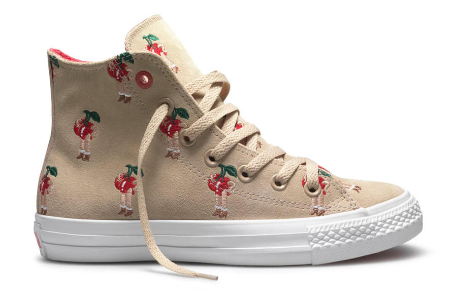 Прекрасное в обыденном: 11 современных художников и их работы для брендов кроссовок - Parra x Converse