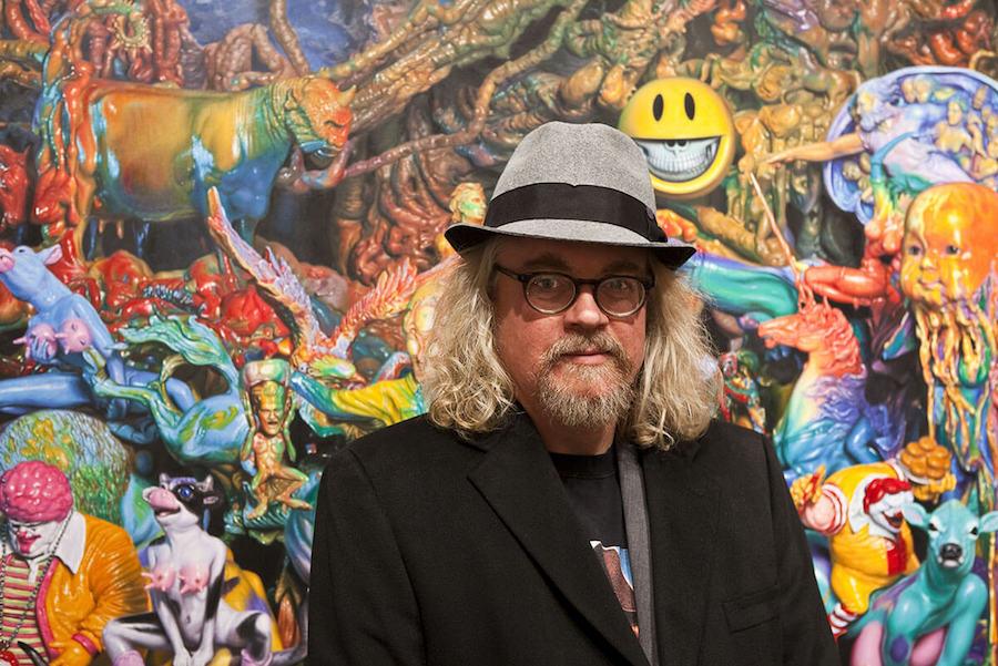 Прекрасное в обыденном: 11 современных художников и их работы для брендов кроссовок - Ron English