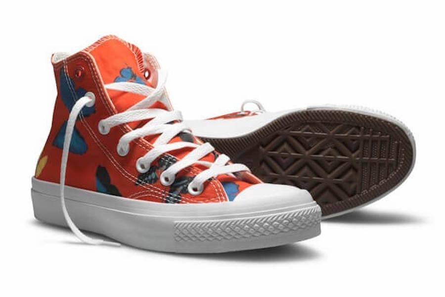 Прекрасное в обыденном: 11 современных художников и их работы для брендов кроссовок - Converse x Damien Hirt
