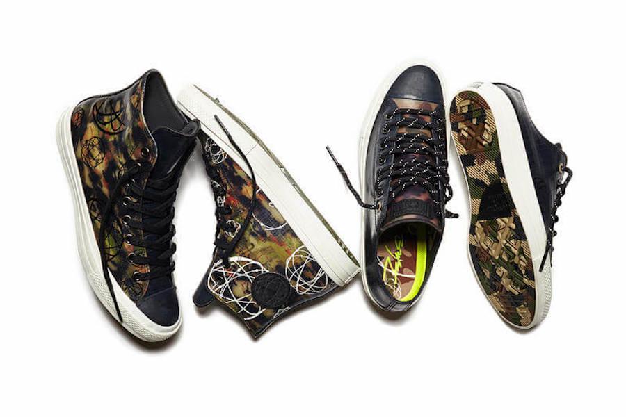 Прекрасное в обыденном: 11 современных художников и их работы для брендов кроссовок - Converse x Futura