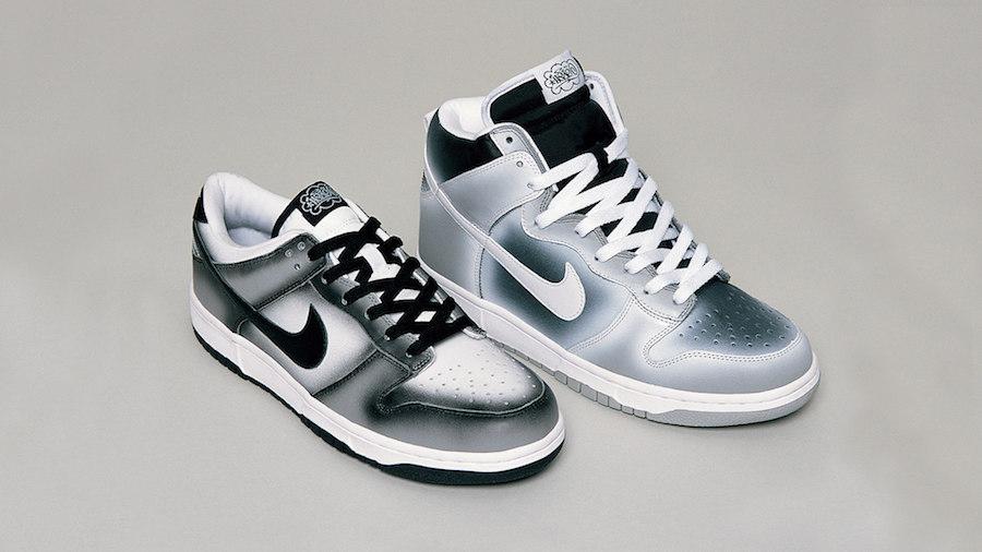 Прекрасное в обыденном: 11 современных художников и их работы для брендов кроссовок - Haze x Nike Dunk
