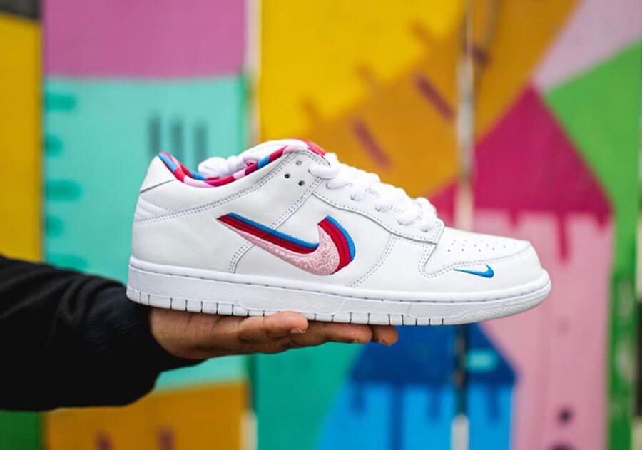 Прекрасное в обыденном: 11 современных художников и их работы для брендов кроссовок - Nike SB Dunk x Parra
