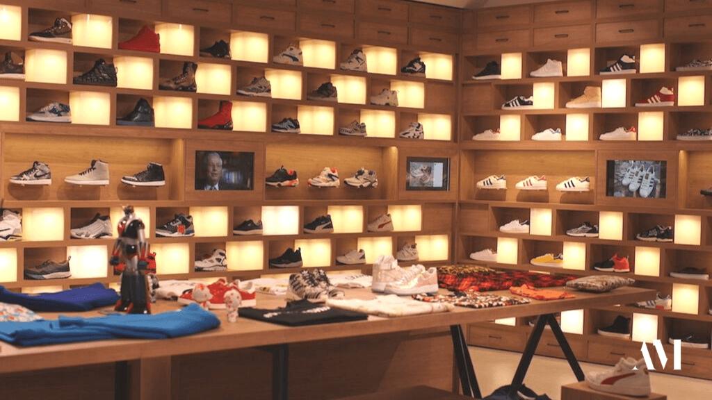 Римские каникулы: где купить кроссовки в Риме