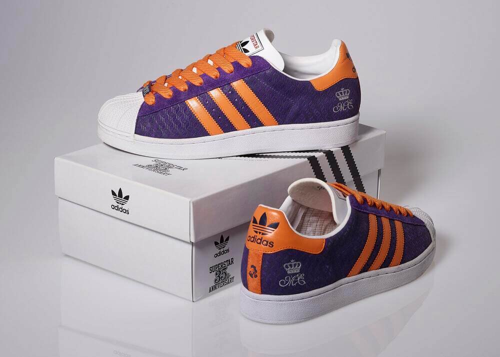 Легенде — 50! История кроссовок Adidas Superstar