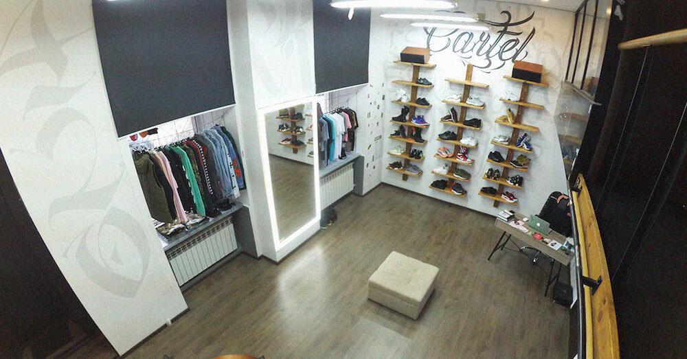 Где купить кроссовки в Украине: сникер-сторы, сети и аутлеты