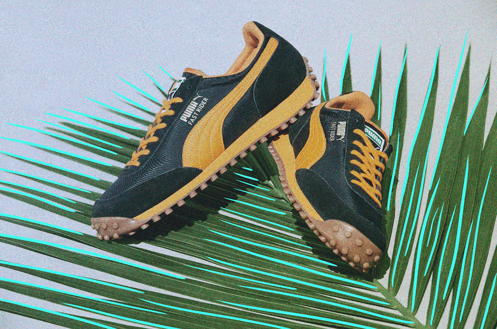 Привет из архивов: кроссовки 70-х, создающие тренды сегодня