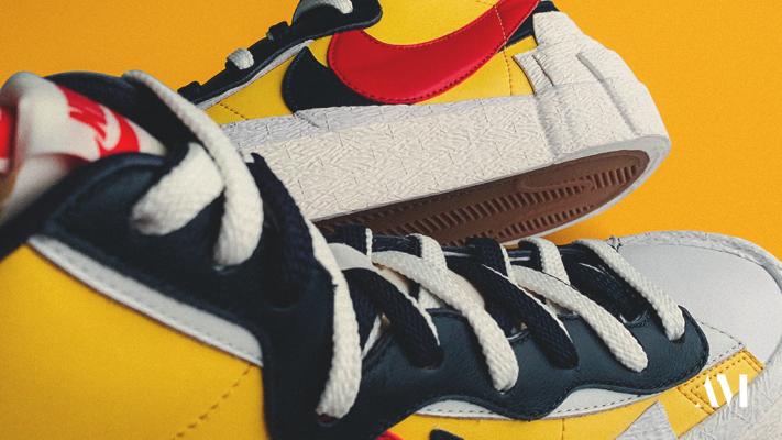 Сникер-ликбез: из каких частей состоят кроссовки и как они называются