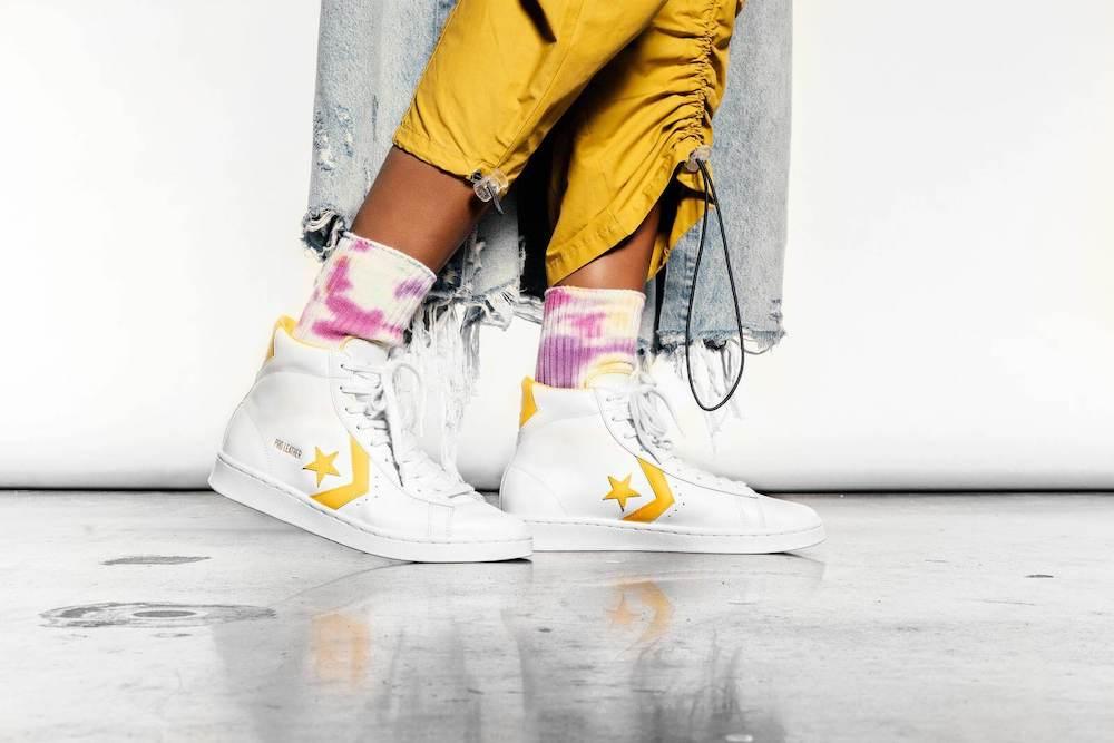 20 главных баскетбольных кроссовок 80-х: часть 1