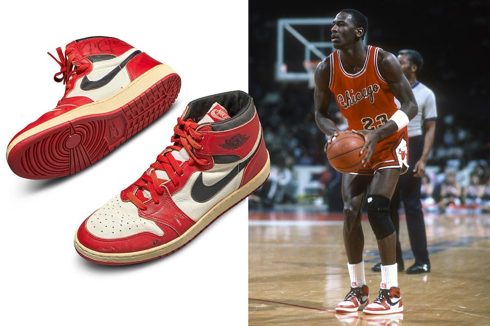 Из баскетбола в скейтбординг: история кроссовок Nike Dunk - Air Jordan 1