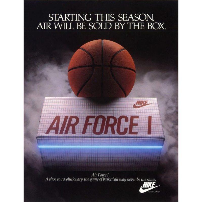 Из баскетбола в скейтбординг: история кроссовок Nike Dunk - Air Force 1