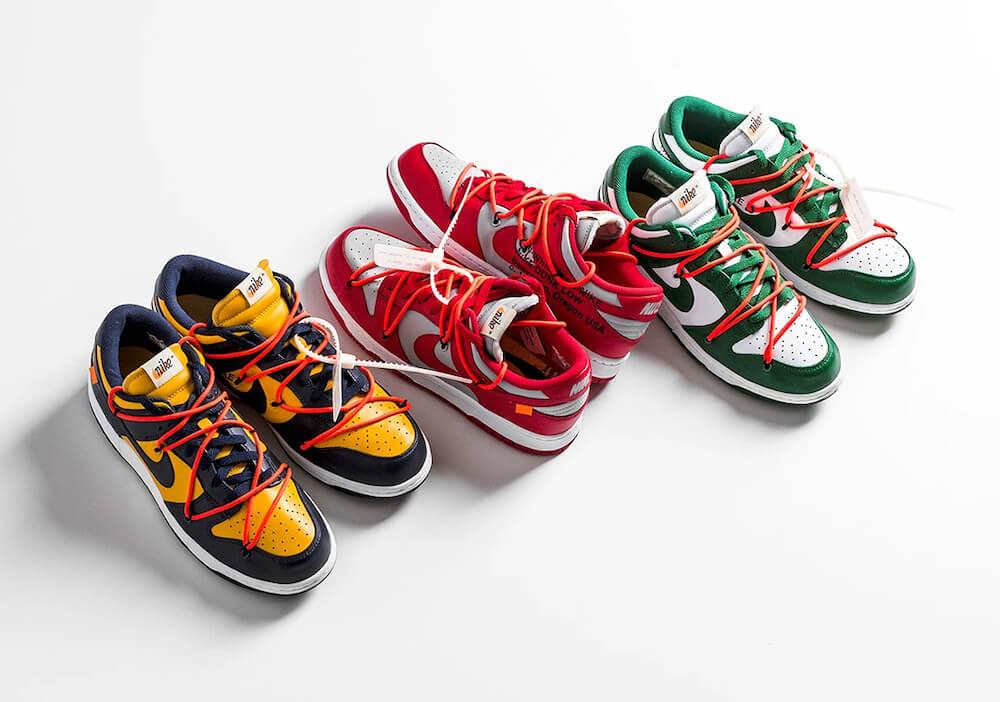 Из баскетбола в скейтбординг: история кроссовок Nike Dunk